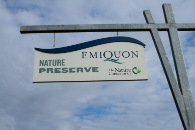 Emiquon entrance