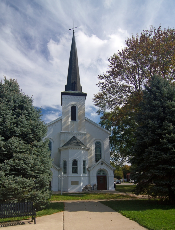 Lewistown Presby Church