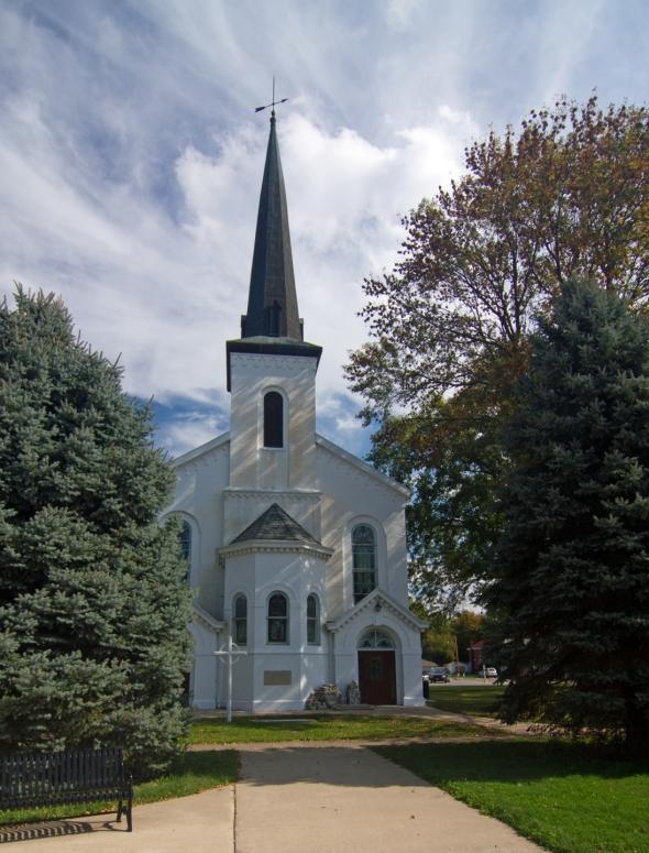 Lewistown Presby Church