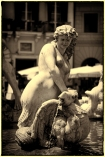 Also by Bernini, a detail of the Neptune Fountain