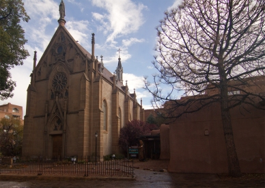 The Loretto Chapel - II